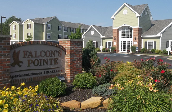 Falcon's Pointe Apartments, Bowling Green, OH